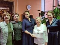 Визит дружбы в Черноголовку