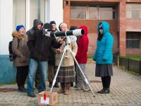 Телескоп на вынос