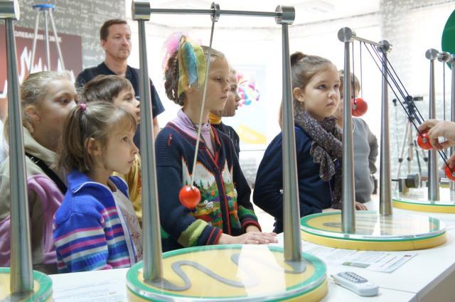 Понимать, как работает маятник, могут даже дети – если правильно про это рассказывать