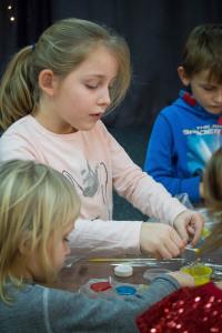 Детская художественная студия «Лучики»